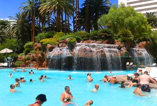 Best pools in vegas easy quick guide top vegas for Opening swimming pool after winter