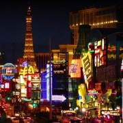 Christmas and New Year in Las Vegas